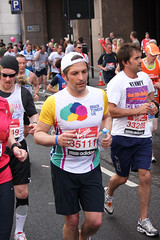Virgin London Marathon 2010 (42run) Tags: 33208 35111 lm10 42run