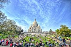 La Basilique du Sacré Coeur {HDR}