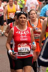 Virgin London Marathon 2010 (42run) Tags: 4774 lm10 42run