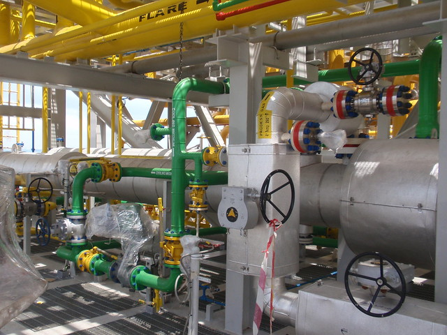 Module construction for H2S by VME Process