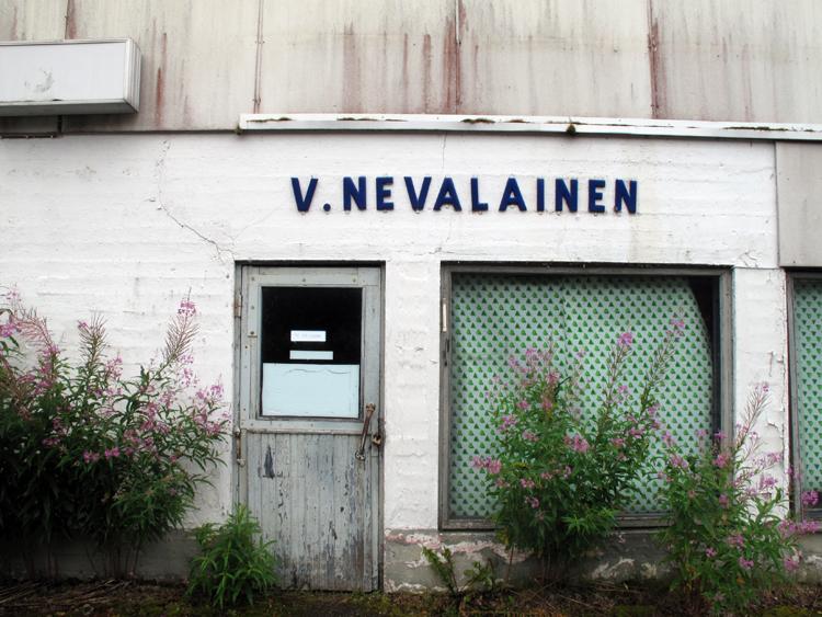 V.Nevalainen