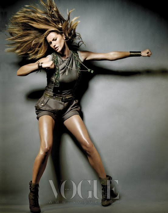 VOGUE  GISELE BUNDCHEN by NINO MUNOZ  3