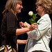 Nursing pinning ceremony