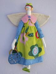CORES CORES CORES COLORS COLORS COLORS (AP.CAVALARI / ANA PAULA) Tags: angel bonecas dolls fabric patchwork anjos tecido anjas fabricdolls anapaulacavalari bonecasdetecido apcavalari