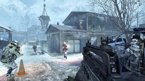 Incoming: Modern Warfare 2 Stimulus Package DLC Hits PSN