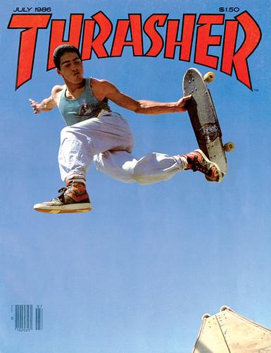 Thrasher Magazine Jesse Martinez