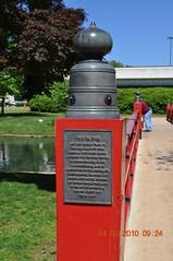 This Bridge Big Spring Park Huntsville (King Kong 911) Tags: park fish water birds spring big bell eating ducks becon