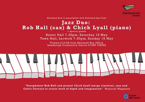 Rob Hall and Chick Lyall