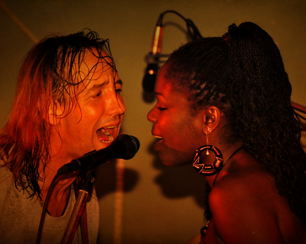 Wrought Iron Soul:  Ace MacFhearghuis & Bellz Karisa