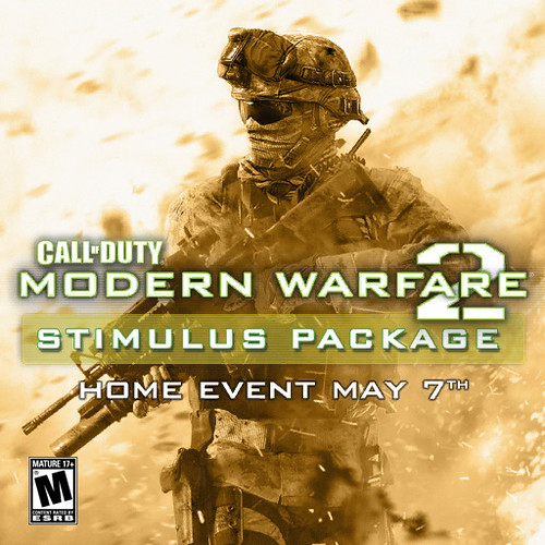 MW2 Event in PlayStation Home
