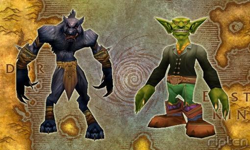 worgen and goblins