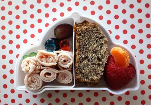 Kindergarten Bento #321: May 5, 2010