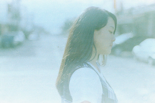 フリー写真素材, 人物, 女性, 横顔, 台湾人,