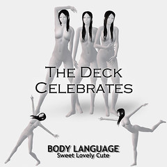 the deck celebrates(Body Language by SLC)