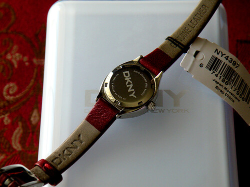 DKNY LADIES WATCH SOLD