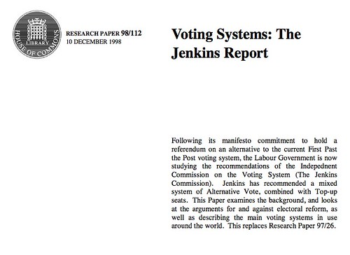 The Jenkins Report