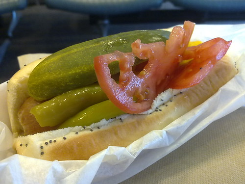Chicago Hot Dog