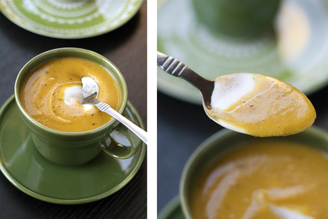 Butternut Squash Red Lentil Soup (2)
