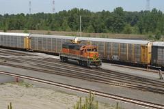 BNSF 2705