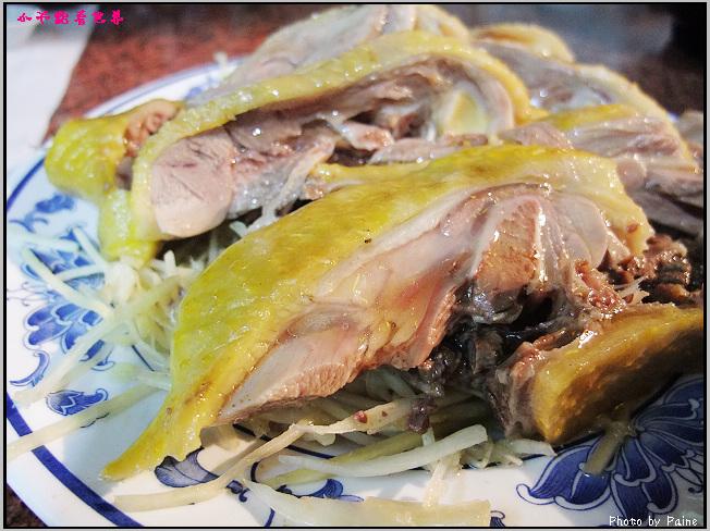桃園夜市鴨肉麵