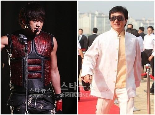 Rain_Jackie Chan