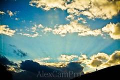 Amanecer furioso (AlexCamPro) Tags: chile paisajes sunsets aftertherain copiapo ocasos afterain alexcampro lanzamientodesiertovivo
