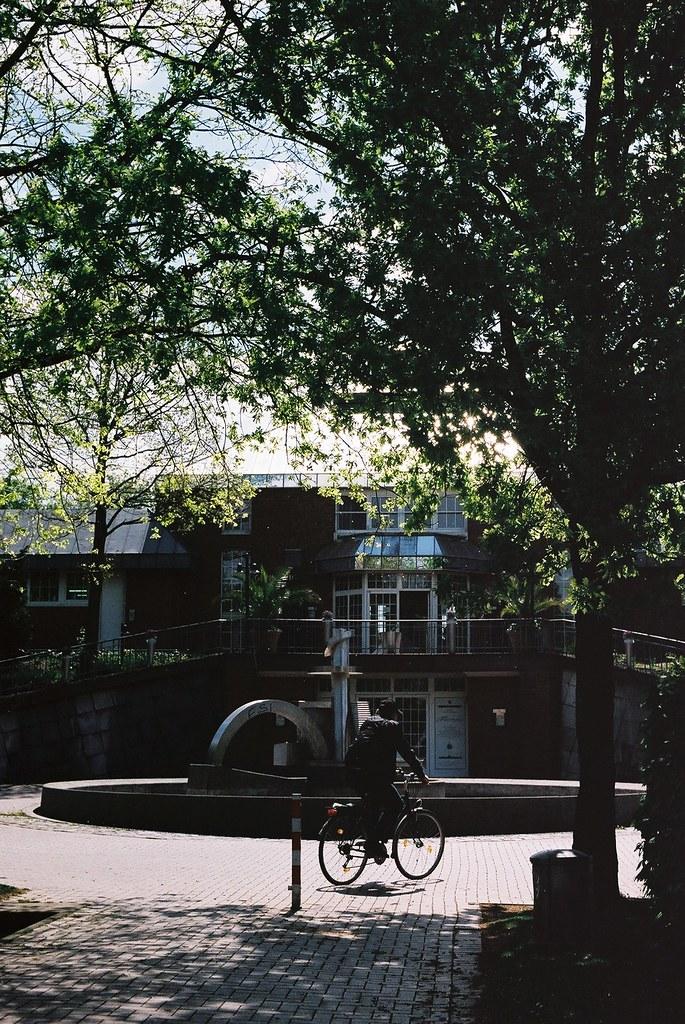 Südpark, Düsseldorf
