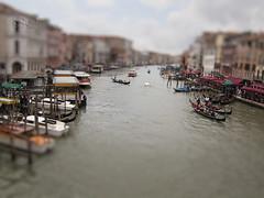 "Venezia ""plastico"" (Salvatore Capuano) Tags: venice italy italia plastico venezia veneto tiltshift toymodel"