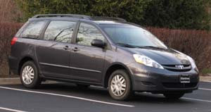 Recall: 94,000 2011 Toyota Sienna's have brake light problems
