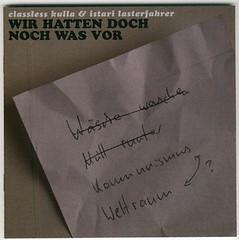 """""""Wir hatten doch noch was vor"""" Cover by Oona"""