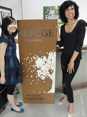 Post Hair Session with Sasha from Refuge