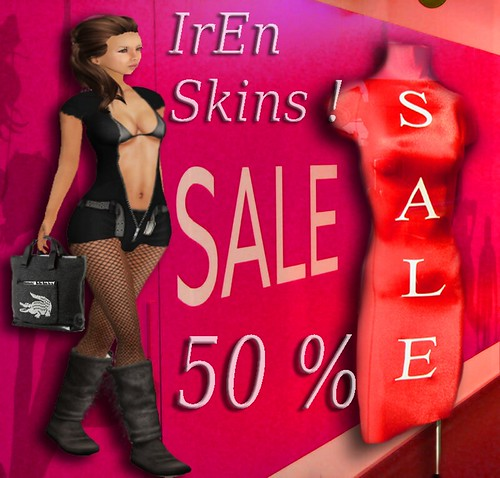 IrEn Skin Sale Main