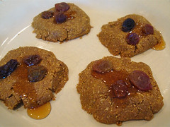 No-Bake Coconut Oil Flaxseed Cookies Recipe (Coconut Recipes) Tags: food cookies recipe coconut recipes nobake glutenfree flaxseed coconutoil