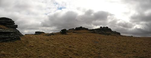 Tor Landscape (Dartmoor)