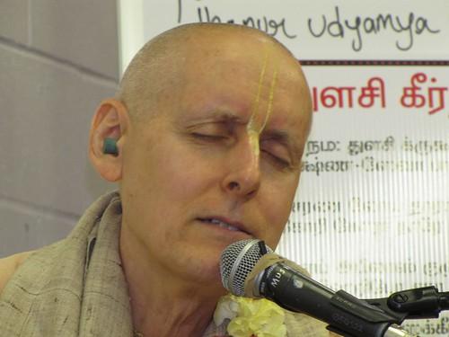 Sankarsana Prabhu visit ISKCON Scarborough -0010 por ISKCON desire  tree.