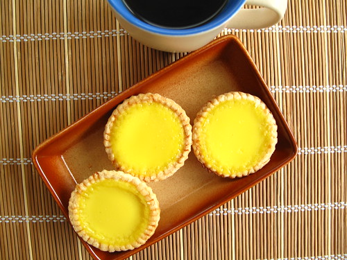 IMG_2526 Egg Tarts for Tea Break
