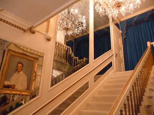 private upstairs.
