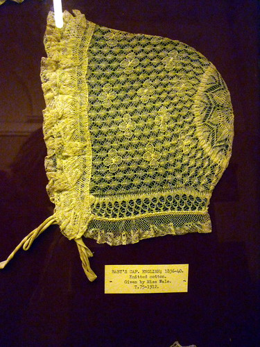 V&A Knitting Exhibits