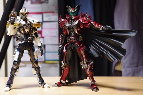 Kamen Rider Dark Kiva Sic S.i.c Kamen Rider Ixa Dark