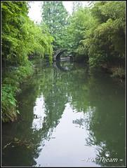 Hangzhou 25 (koktheam) Tags: china green reflections stream chinese hangzhou jiangnan