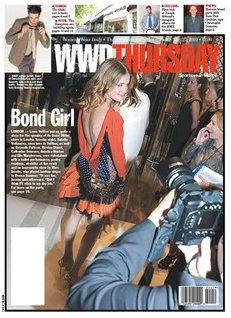 WWD cover | May 27, 2010