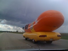 The Wienermobile