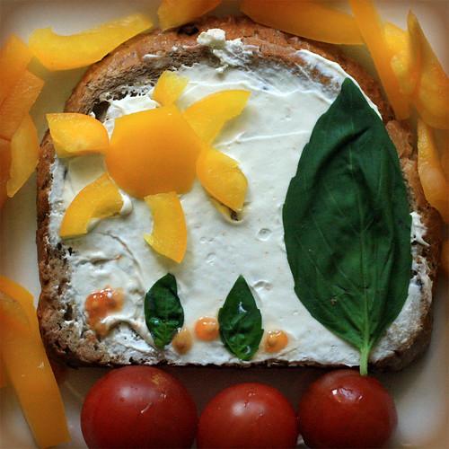 солнечный бутерброд