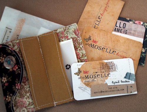 Moselle Business Card Kit
