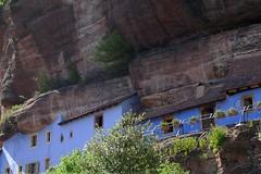 Felsenwohnungen in Graufthal