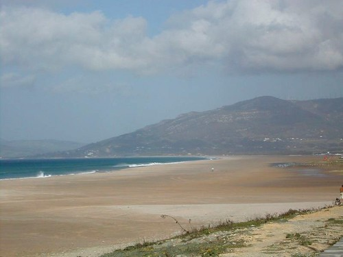 Beach at Tarifa