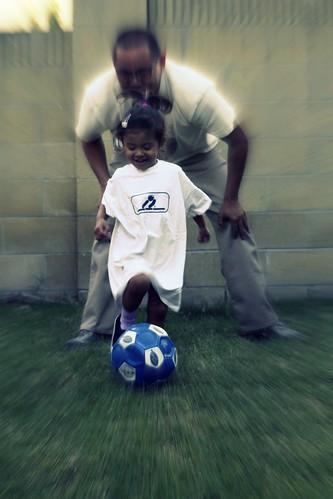 Rylee soccer 6