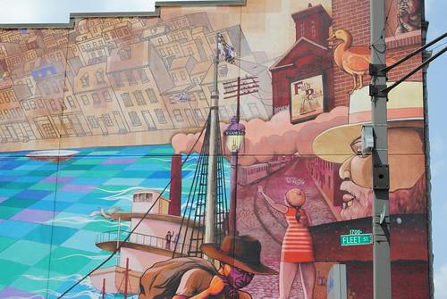 fells mural