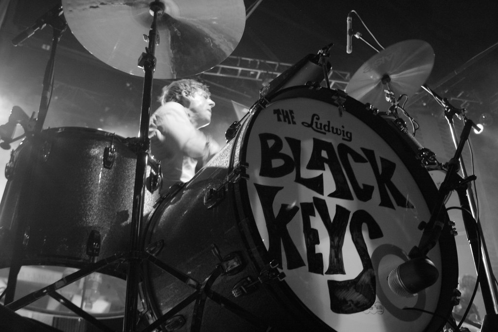 the Black Keys ::: Fillmore Auditorium ::: 06.03.10