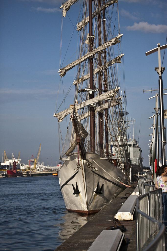 Dublin Maritime Festival 2010 - The Artemis